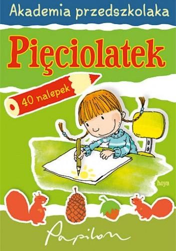 Okładka książki Akademia przedszkolaka - Pięciolatek