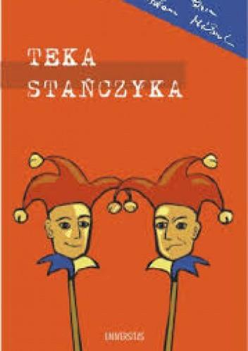 Okładka książki Teka Stańczyka