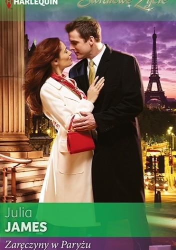 Okładka książki Zaręczyny w Paryżu