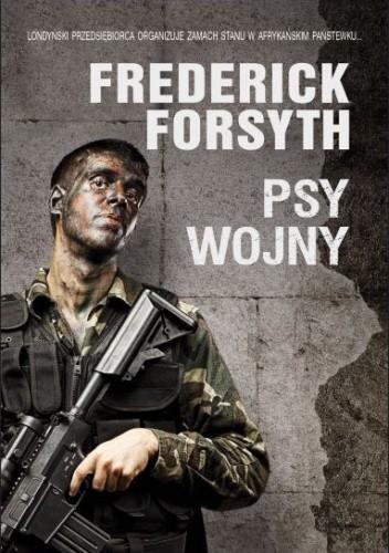 Okładka książki Psy wojny