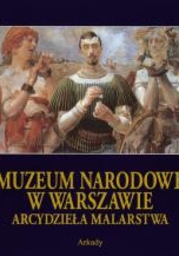 Okładka książki Muzeum Narodowe w Warszawie