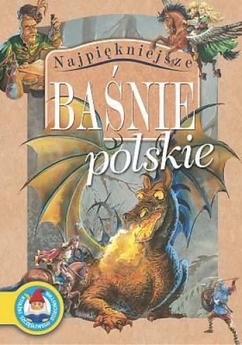 Okładka książki Najpiękniejsze baśnie polskie