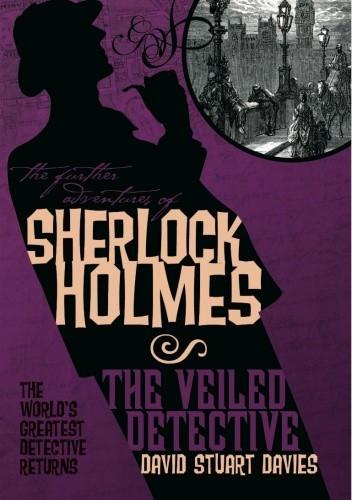 Okładka książki The Veiled Detective