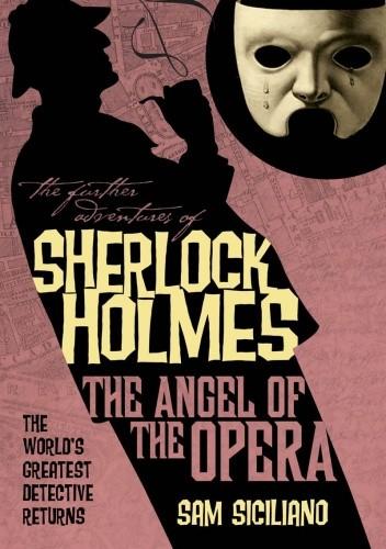 Okładka książki The Angel of the Opera