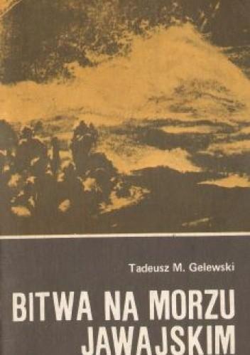 Okładka książki Bitwa na Morzu Jawajskim