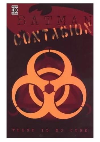 Okładka książki Batman: Contagion