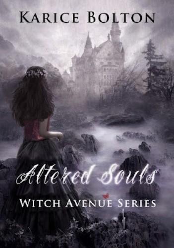 Okładka książki Altered Souls