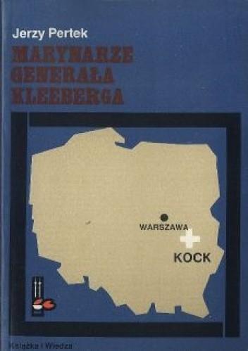 Okładka książki Marynarze generała Kleeberga