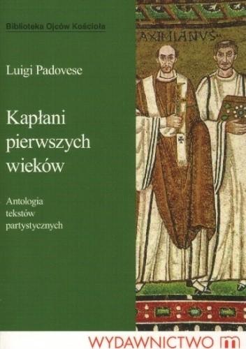 Okładka książki Kapłani pierwszych wieków