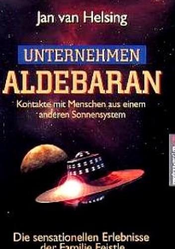 Okładka książki Projekt Aldebaran