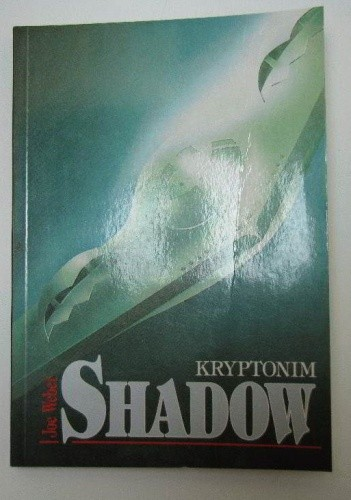 Okładka książki Kryptonim Shadow