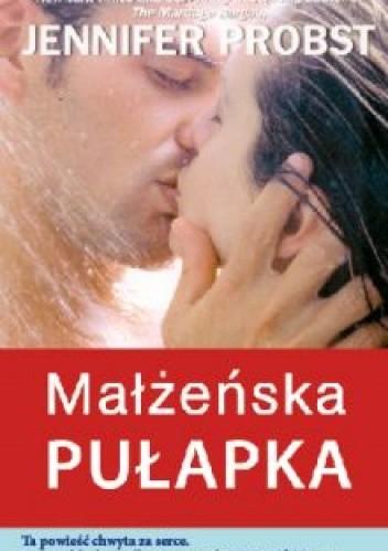Okładka książki Małżeńska pułapka