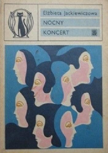 Okładka książki Nocny koncert