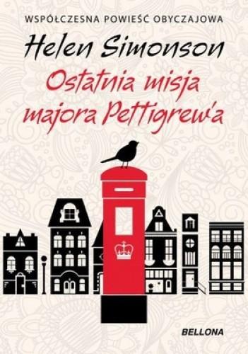 Okładka książki Ostatnia misja majora Pettigrewa