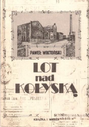 Okładka książki Lot nad kołyską