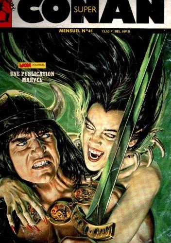 Okładka książki Super Conan 46 - Les nains tueurs de Stygie