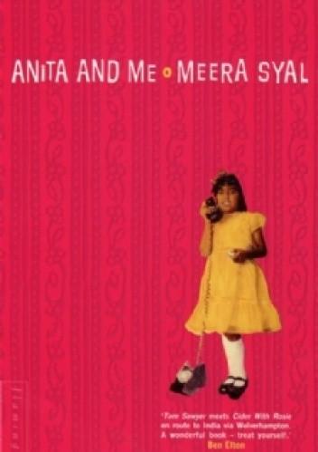 Okładka książki Anita and Me