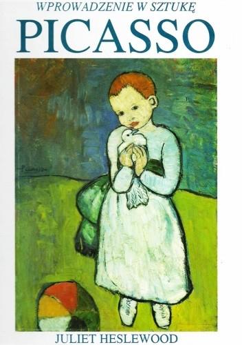 Okładka książki Wprowadzenie w sztukę. Picasso - malarz, rzeźbiarz
