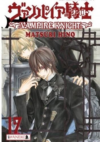 Okładka książki Vampire Knight tom 17