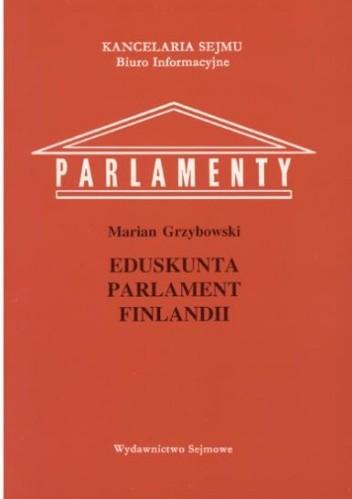 Okładka książki Eduskunta - parlament Finlandii
