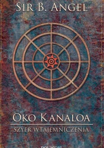 Okładka książki Oko Kanaloa: Szyfr Wtajemniczenia