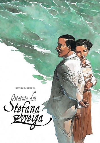 Okładka książki Ostatnie dni Stefana Zweiga