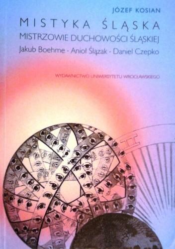 Okładka książki Mistyka śląska