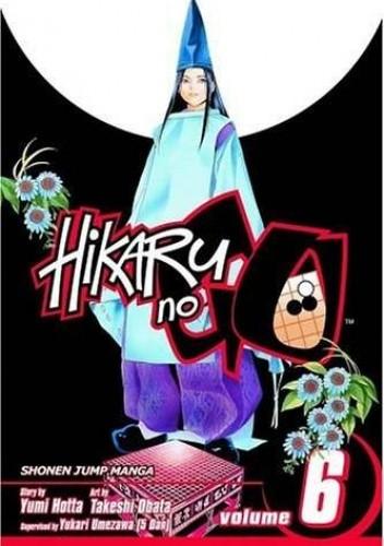 Okładka książki Hikaru no go, Vol. 6