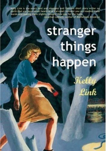 Okładka książki Stranger Things Happen