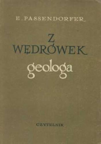 Okładka książki Z wędrówek geologa