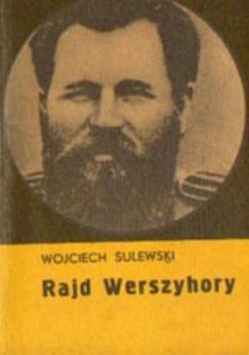 Okładka książki Rajd Werszyhory