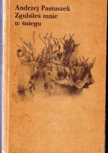 Okładka książki Zgubiłeś mnie w śniegu