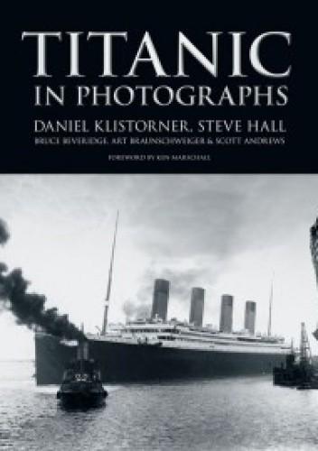 Okładka książki Titanic in photographs