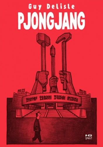 Okładka książki Pjongjang