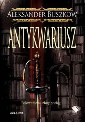 Antykwariusz - Aleksander Buszkow