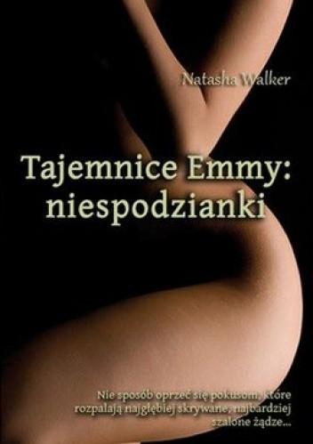 Okładka książki Tajemnice Emmy: niespodzianki