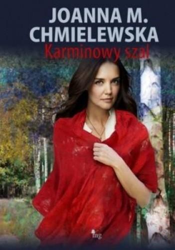 """Chmielewska """"Karminowy szal"""""""