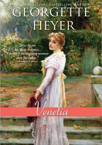 Okładka książki Venetia