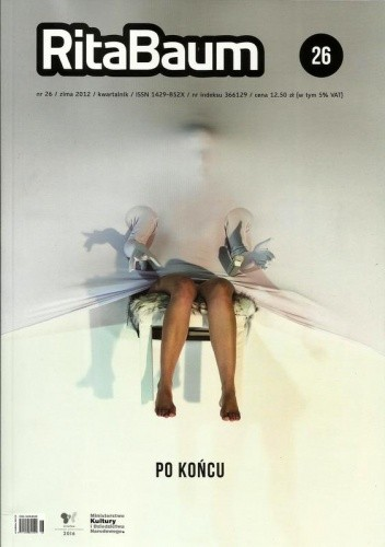 Okładka książki Rita Baum, nr 26 / zima 2012