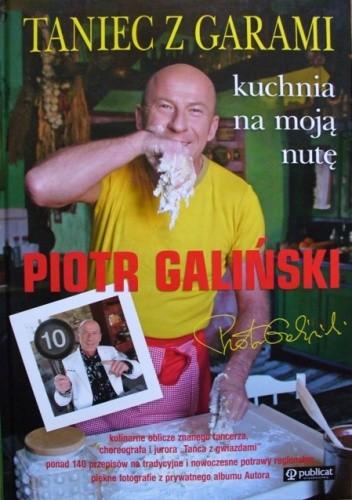 Okładka książki Taniec z garami. Kuchnia na moją nutę