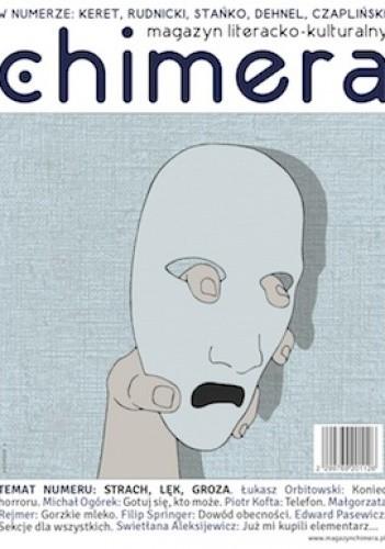 Okładka książki Chimera nr 3/2013