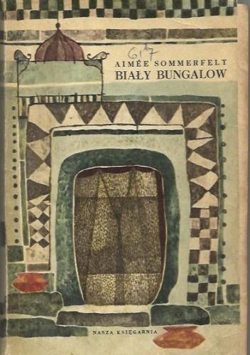 Okładka książki Biały bungalow