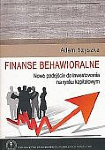 Okładka książki Finanse Behawioralne