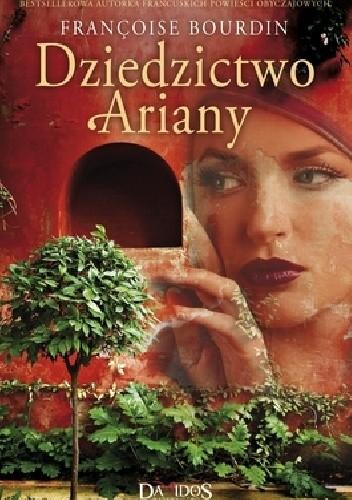 Okładka książki Dziedzictwo Ariany