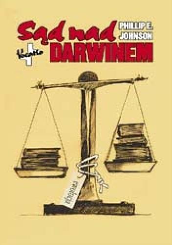 Okładka książki Sąd nad Darwinem