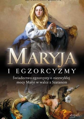 Okładka książki Maryja i egzorcyzmy