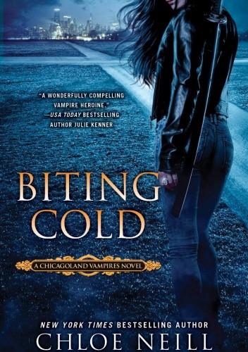 Okładka książki Biting Cold