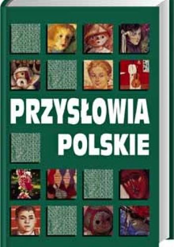 Okładka książki Przysłowia polskie