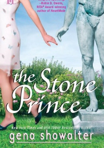 Okładka książki The Stone Prince