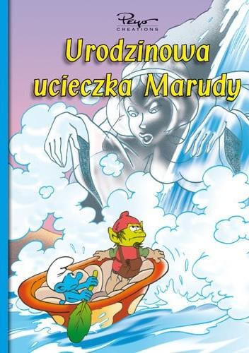 Okładka książki Urodzinowa ucieczka marudy